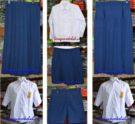 Baju Sekolah SMP PR,LK / Lengan Pendek Panjang