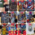 Baju Kaos Anak Pria Lengkap
