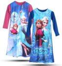 baju gamis anak perempuan