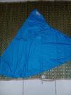 Jilbab Sekolah Biru