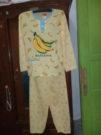 Baju Tidur Banana Lengan Panjang