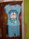 Baju Tidur Doraemon Celana Pendek