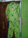 Baju Tidur Keropi Lengan Panjang