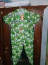 Baju Tidur Keropi Anak Lengan Pendek