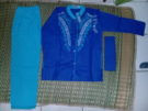 Baju Koko Anak Ungu 1Stel
