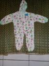 Baju Bayi putih Boneka